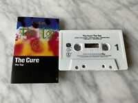 The Cure The Top CASSETTE Tape 1984 Sire 9 25086-4 Robert Smith, Caterpillar OOP