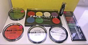Technic Face Body Paint Palette Set Halloween Makeup Kit Painting Witch Pumpkin
