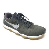 Men's Nike Hypercross TR2 Shoes Sneakers Size 12 Training Gray Black White V6
