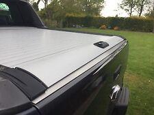 Ford Ranger 2012-17 Wildtrak, Llimited, XLT, XL, portón de maletero protección Recortar Cepillado