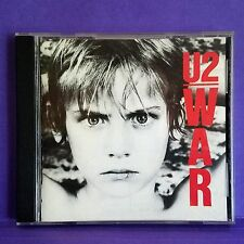 U2 - War (CD, 1983, Island, 422-811 148-2) MADE IN USA BY PMDC on Mould