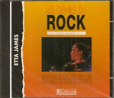 MUSIQUE CD LES GENIES DU ROCK EDITIONS ATLAS - ETTA JAMES TELL MAMA N°14