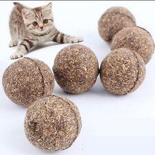 Katze Spielzeug Natürliche Katzenminze Gesund Lustig Behandelt Spielzeug Ball