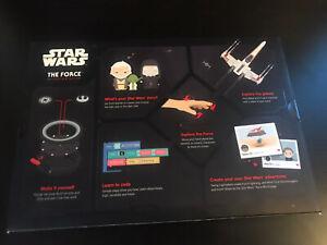 Kano Star Wars The Force Coding Kit Ships Free, New Damaged Box