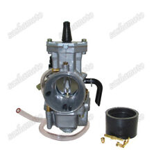 PWK 28mm Carburetor For RM65 KX125 YZ80 KTM85 CR125 DT100 YT175 Dirt Scooter ATV