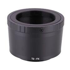 T2 Lens to Fujifilm X Mount Fuji X-Pro1 X-M1 X-E1 X-E2 X-E1 Adapter Ring T2-FX