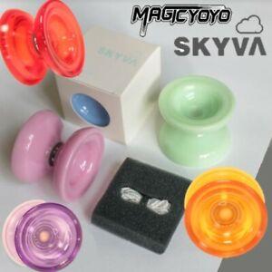 MAGICYOYO SKYVA Yo-Yo Polycarbonate Plastic Jeffrey Pang Design