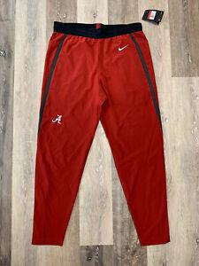 Nike Alabama Crimson Tide Woven Flex Pants 908376-613 Men's Size Large RARE 🔥