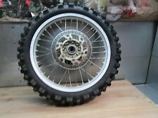 YZ 450F YAMAHA * 2003 YZ 450F 2003 REAR WHEEL