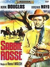 Dvd SABBIE ROSSE ( 1951)  Western ** A&R Productions ** ......NUOVO