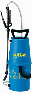 Matabi Polita-7 Plastic Pressure Sprayer, Garden, Allotment, Plants, Flowers