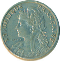 COIN / FRANCE / 25 CENTIMES 1904   #WT5104