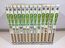 YOTSUBATO vol.1-13 Latest Full Lot Set Manga Comic Japanese Edition Yotsuba&!