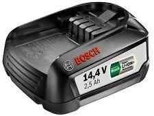 Bosch Batterie 14,4 volts lithium-ions pba 14,4 v 2,5 Ah w-B, système accessoires