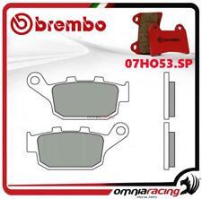 Brembo SP - pastillas freno sinterizado trasero para Suzuki Gladius 650 2009>