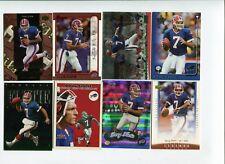 Lot cartes NFL Foot US  Doug Flutie Bills