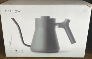 FELLOW STAGG STOVETOP POUROVER KETTLE, Matte Black  _NEW