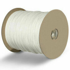 """Cwc Solid Braid Polyester Rope - 3/16"""" x 475 ft - White"""
