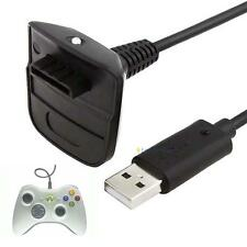 USB Receiver Charger Cable For Microsoft Xbox 360 Wireless Controller Gamepad WT