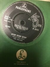 New listing THE  HOLLIES stop.stop,stop / it's you