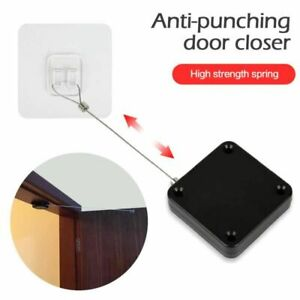 Punch-free Automatic Door Closer Sensor Auto For Home Kitchen Doors Security