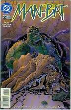 Man-Bat (limited series) # 2 (of 3) (Chuck Dixon & Flint Henry) (USA, 1996)