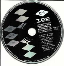 TDC T.d.c. Keep Groovin' w/4 RARE REMIXES &2 EDITS PROMO DJ CD single 1990 PWL