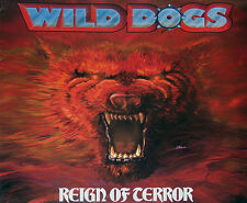 Reign of Terror by Wild Dogs (CD, US Metal) New-Free Shipping