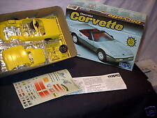 Model Kit Chev Corvette Roadster