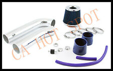 95-02 Honda Accord V6 2.7L/3.0L COLD AIR INTAKE SYSTEM w/ FILTER - BLUE