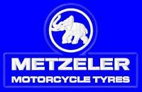 Metzeler Parche bordado Thermo-Adhesiv iron-on patch
