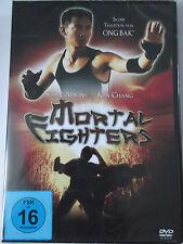 Mortal Fighters – knallharte Action a la Mortal Combat & Ong Bak, extreme Kämpfe