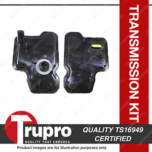 Trupro Transmission Filter Service Kit for Holden Acadia AC Astra Equinox Trax