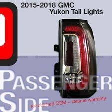 GMC Yukon Denali LED tail light RIGHT OEM 84536242 Passenger2015 2016 2017 2018