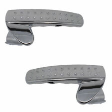 Inside Door Handle Pair - Front or Rear / Left or Right - Chrome