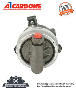 Cardone Reman Power Steering Pump P/N:20-250