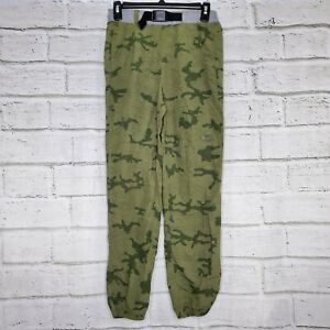 North Face Boys Zeus Camouflage Nylon Pants Large 14/16 UPF 50 Water Repellent
