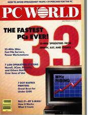 PC World Magazine - June, 1989 Back Issue COMPUTER Magazine