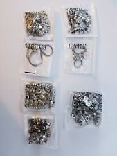 Generous Lot of Quality Jewelry Making Supplies lot#2 260pcs