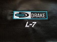 Drake L-7 Signature Series Ham  Amateur Radio Dust Cover