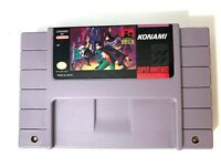 The Adventures of Batman & Robin SNES Game AUTHENTIC Tested and Works Great!