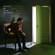 Mayer Hawthorne-where does this door GO CD 14 tracks International Pop Nuovo