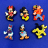 Mickey Mouse Clubhouse Shoe Charms for Crocs and Jibbitz Bracelets