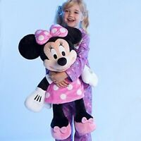 Kids Plush Toy Minnie Mouse Stuffed Animal Doll Big Large Girl Toy Toddler New