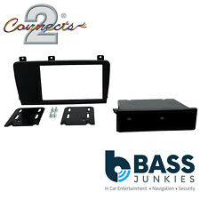 Volvo V70 2004-2007 Car Stereo Single Double Din Fascia Panel Connects2 CT24VL10