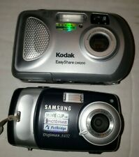 Samsung and Kodak digital cameras(2)