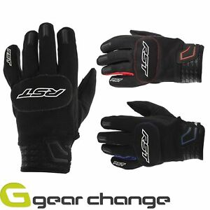 RST Rider Motorcycle Motorbike Riding Gloves - CE APPROVED