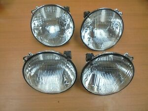 ALFA ROMEO ALFETTA GT / GTV SET OF CARELLO HEADLIGHT  H1 NEWS