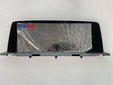 Genuine BMW F06 F12 Professional Central GPS Information Display OEM 65509332412
