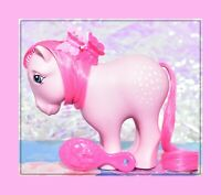 ❤️My Little Pony 25th Anniversary Retro Cotton Candy 2007 Earth Pony G1 Style❤️